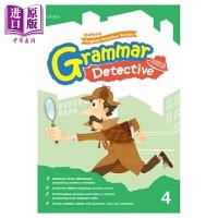 【中商原版】Oxford English Practice Series Grammar Detective Prima