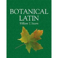 【预订】Botanical Latin