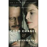 [新�A正版 �x��o�n]香奈�好孛芮槭� Coco Chanel Igor Stravinsky 英文小�fChris Gre