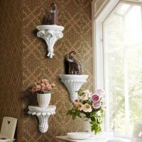 壁架墙上置物架壁挂架创意客厅卧室装饰