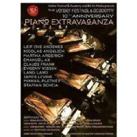正版音乐dvd光盘瑞士韦尔比亚音乐节10周年庆祝音乐会实况DVD碟片