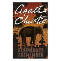英文原版 ELEPHANTS CAN REMEMBER 旧罪的阴影 阿加莎侦探系列