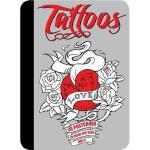 【预订】Tattoos: 30 Postcards to Complete & Color