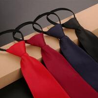 新款交通路政运政运管领带男士拉链领带女士拉链领带领带夹腰带