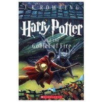 英文原版 Harry Potter and the Goblet of Fire 哈利波特与火焰杯 第四部