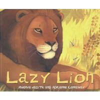 【预订】Lazy Lion