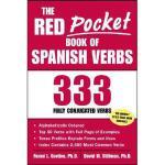 【预订】The Red Pocket Book of Spanish Verbs: 333 Fully