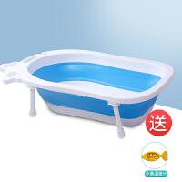 抖音款宝宝洗澡盆新生婴儿可折叠桶坐躺通用小孩大号儿童沐浴盆B31