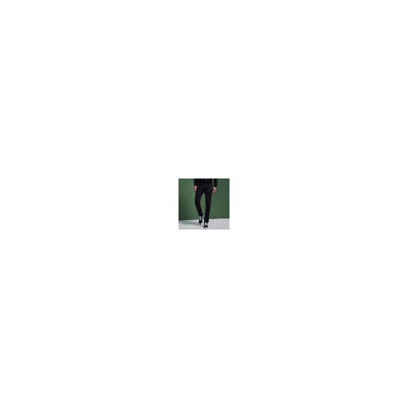 七匹狼旗下圣沃斯系类17新款时尚休闲微弹直筒针织裤全场1件8.8折 2件8折 3件7折 【七匹狼男装】