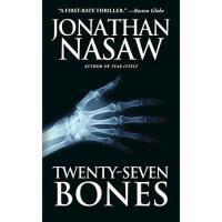 【预订】Twenty-Seven Bones: A Thriller