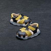 夏新款儿童小鹿宝宝学步凉鞋男女童鞋幼儿