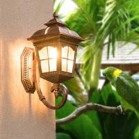 户外壁灯防水过道灯创意墙上欧式室外楼梯灯LED阳台灯