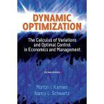 【预订】Dynamic Optimization: The Calculus of Variations and Op