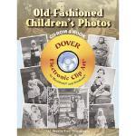 【预订】Old-Fashioned Children's Photos [With CDROM]