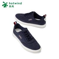 【2.29-3.2 2件3折】热风男士系带休闲鞋H45M8305