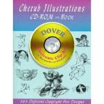 【预订】Cherub Illustrations CD-ROM and Book
