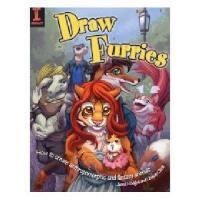 【预订】Draw Furries: How to Create Anthropomorphic and