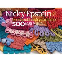 【预订】Nicky Epstein: The Essential Edgings Collection: 500