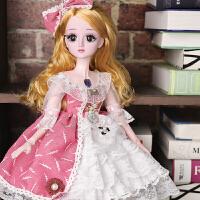 60cm会说话的超大乖乖芭比洋娃娃婚纱套装公主女孩玩具女童大号