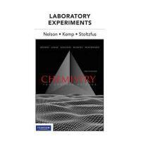 【预订】Laboratory Experiments for Chemistry: The Central