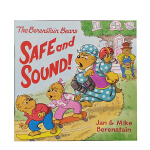 英文原版贝贝熊 The Berenstain Bears: Safe and Sound! 安全教育