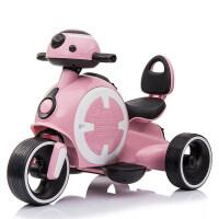 儿童电动摩托车三轮车小孩玩具车宝宝电瓶车童车可坐人