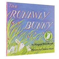 The Runaway Bunny 逃家小兔 英文原版绘本 廖彩杏书单 进口童书 名家作品 2-8岁阅读启蒙 亲子互动