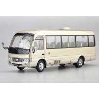 原厂 1:42 宇通客车ZK6118HQY8Y双风档双层客车巴士原厂合金模型品质定制新品