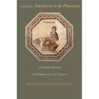 【预订】Geminos's Introduction to the Phenomena: A