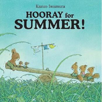 【预订】Hooray for Summer! 美国库房发货,通常付款后3-5周到货!
