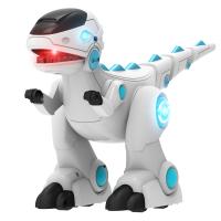 电动智能机器人男孩3-6周岁儿童遥控恐龙玩具仿真动物霸王龙喷火