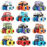 惯性儿童玩具车仿真汽车模型大脚避震越野车合金车模