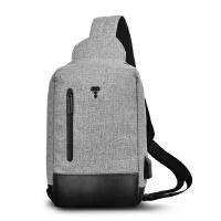 恒源祥多功能商旅运动胸包 休闲包运动包斜挎包小包时尚胸包