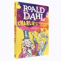 预售 Roald Dahl Charlie and the Chocolate Factory 查理与巧克力工厂 英文原