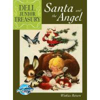 Dell Junior Treasury: Santa and the Angel #1