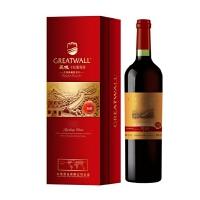 长城 178元/瓶 北纬40°蛇龙珠 干红葡萄酒 750ml 12.5%vol