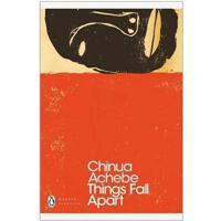 【现货】英文原版 瓦解  Things Fall Apart 企鹅现代经典系列   新版封皮 Chinua Achebe