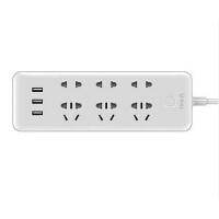 包邮公牛插座USB插排插线板充电插板接线板1.8米GN-B333U