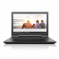 联想(Lenovo)IdeaPad 700-17ISK 17.3英寸笔记本游戏本电脑 i5-6300HQ 8G 1T GTX950M-4G  Win10黑色官方标配