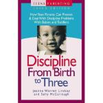 【预订】Discipline from Birth to Three: How Teen Parents Can