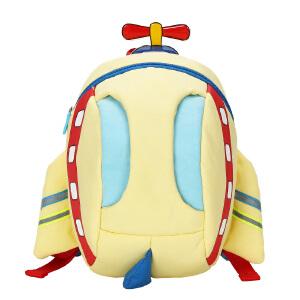 卡拉羊儿童书包幼儿园女幼儿小书包宝宝背包1-2-3岁减负双肩包CX6061