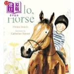 【中商海外直订】Hello, Horse
