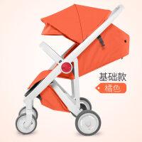 20190708132930174婴儿推车高景观可坐可躺折叠轻便伞车儿童宝宝四轮手推车