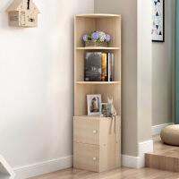 【直降】百变组合环保创意转角书架 儿童学生格子墙角多层办公置物书架