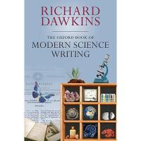 【预订】The Oxford Book of Modern Science Writing Y978019921681