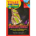 Time For Kids: Butterflies! 美国《时代周刊》儿童版:蝴蝶 ISBN 9780060782139