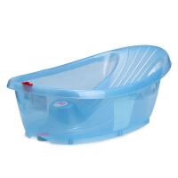 意大利OKBABY Onda Baby感温婴儿浴盆 宝宝洗澡盆 新生儿防滑浴盆