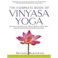 【预订】The Complete Book of Vinyasa Yoga: An Authoritative
