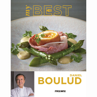 MY BEST DANIEL BOULUD丹尼尔 布鲁――我的食品 食物制作 西餐料理 食谱书籍