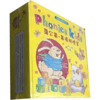 【VIP尊享】蒲公英・英语拼读王(全12册)(内附9CD+6DVD光盘)